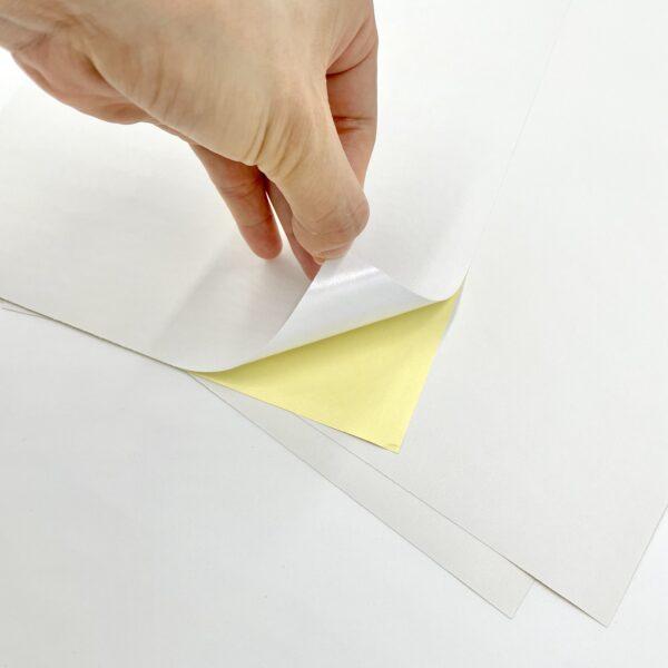 紙シール用紙4